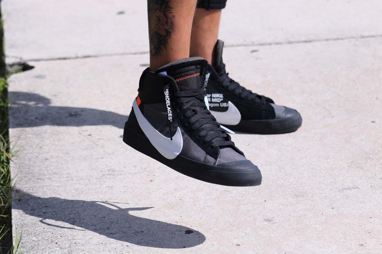 Off-White™ x Nike Blazer Grim Reaper