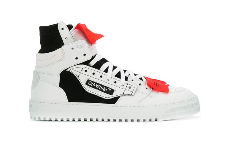 0d66c33120800b Off-White™ s Off-Court Sneaker in White   Black Virgil Abloh