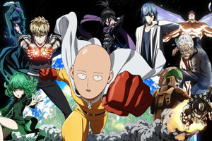 'One-Punch Man' Trailer Reveals Season 2 Premiere Date