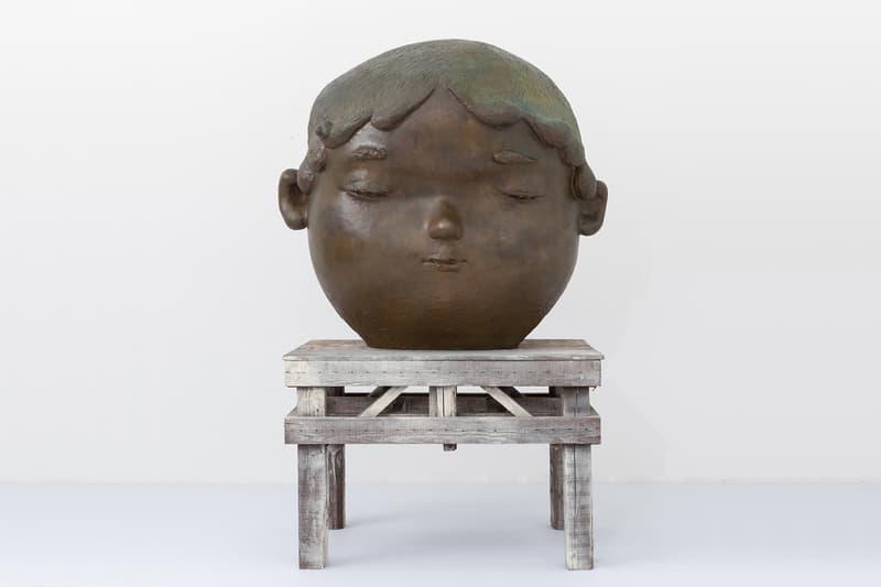 otani workshop ceramics artworks galerie perrotin seoul exhibitions shows art