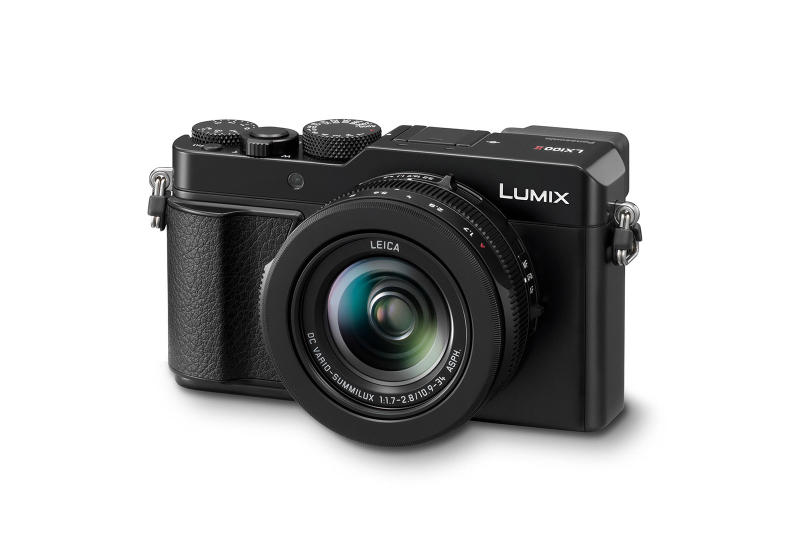 Panasonic LX100 II Compact Camera Details Specs Specifications Resolution 17 Four Thirds MOS Sensor 12.8 Megapixel Chip High ISO 25,600 Maximum Touchscreen Manually Focus Points Tech Technology