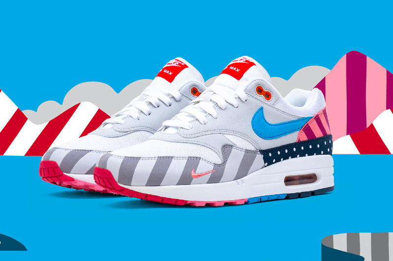 Parra x Nike Air Max 1 Bodega raffle sneaker lottery release date price