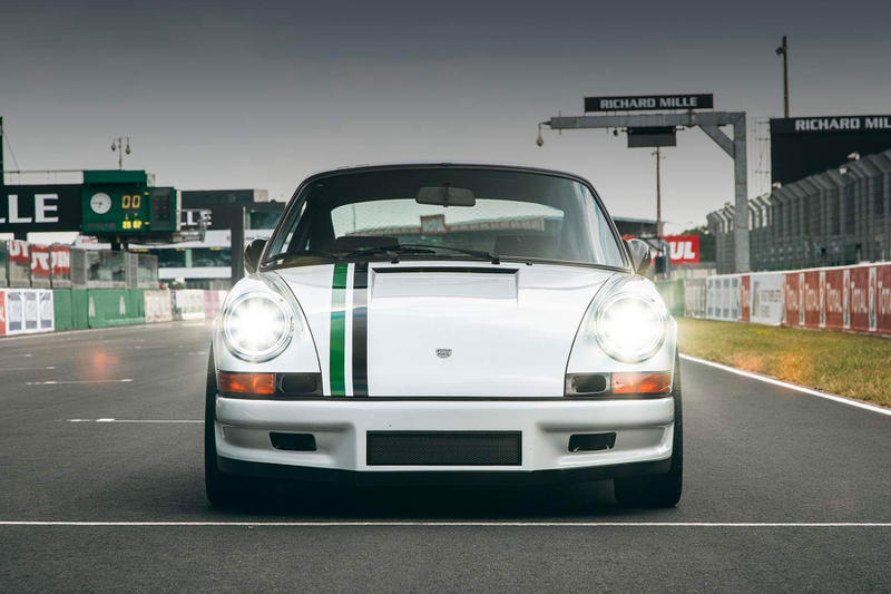 Paul Stephens Le Mans Classic Clubsport Classic Cars Porsche 911 boxer engine limited collection