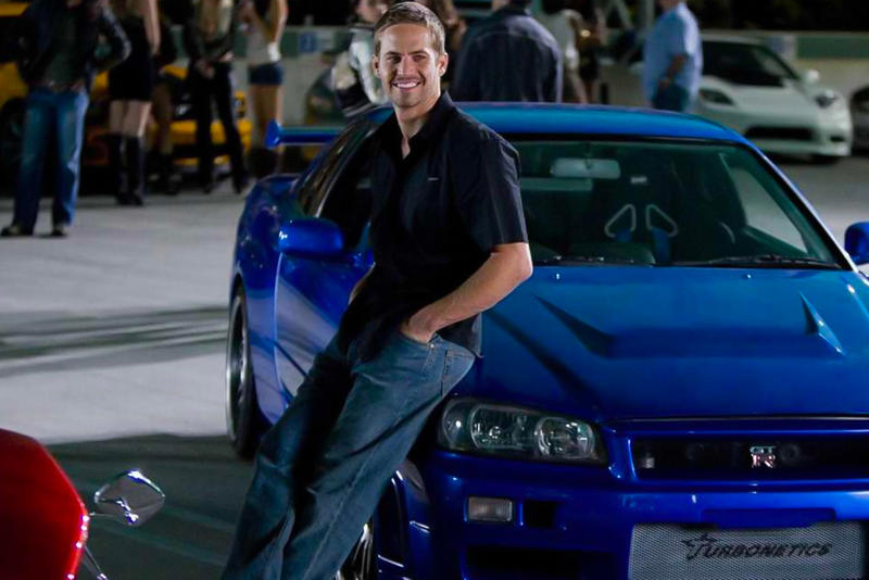 Paul Walker Brothers Fast and Furious the Franchise Brian O'Conner Role
