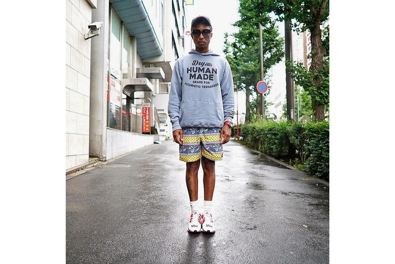 Pharrell Shows off His Favorite Spots in His City Guide to Tokyo
