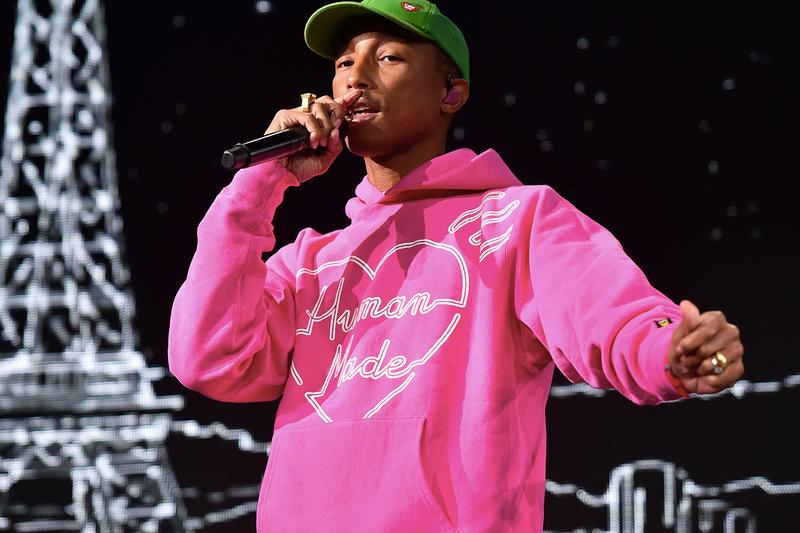 Pharrell Williams City Guide to Tokyo Instagram IGTV Dover Street Market Ginza Afuri