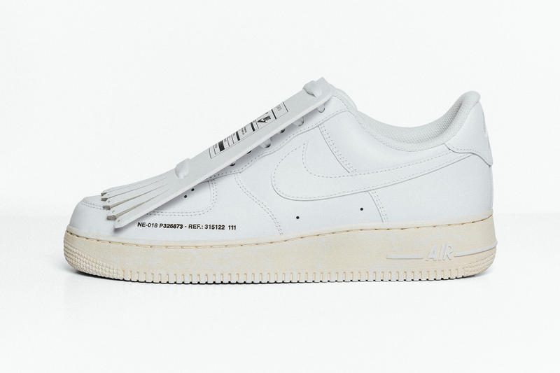 757dac50ed29 Piet Nike Air Force 1 Old Golf Shoes white off-white release info  collaborations sneakers