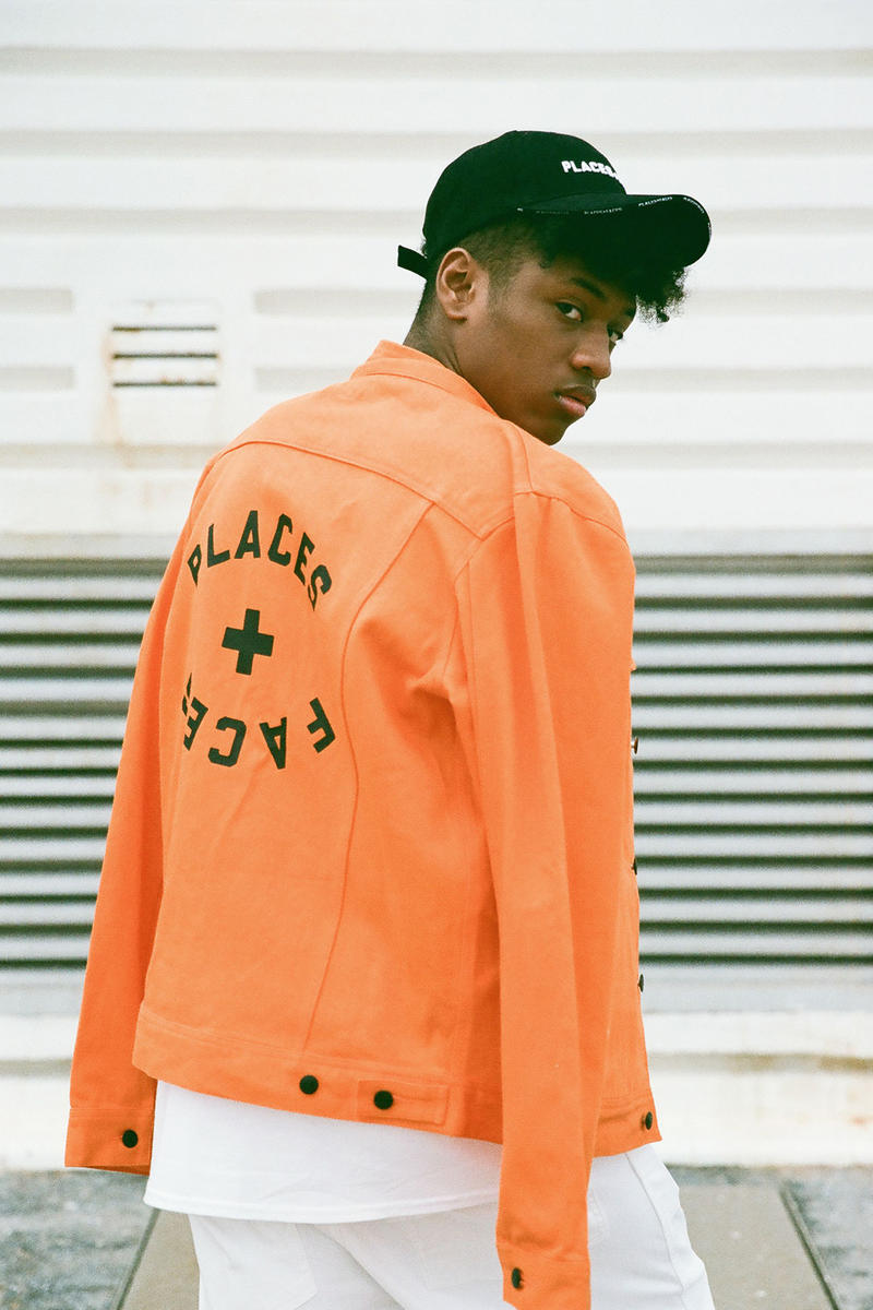 Places Faces 2018 Collection HBX Lookbook Clothing Fashion Cop Purchase Buy Online Store Shop august 22 fall winter info