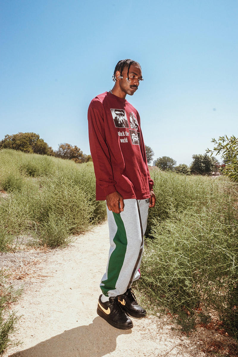 33070bde PLEASURES Fall Winter 2018 Collection Lookbook Cowboys on Acid t-shirts  sweaters jackets pants