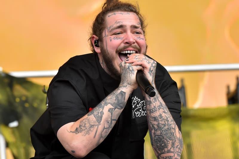 post malone stoney breaks billboard record top r b hip hop albums chart top 10 most weeks michael jackson thriller 2018 77 weeks