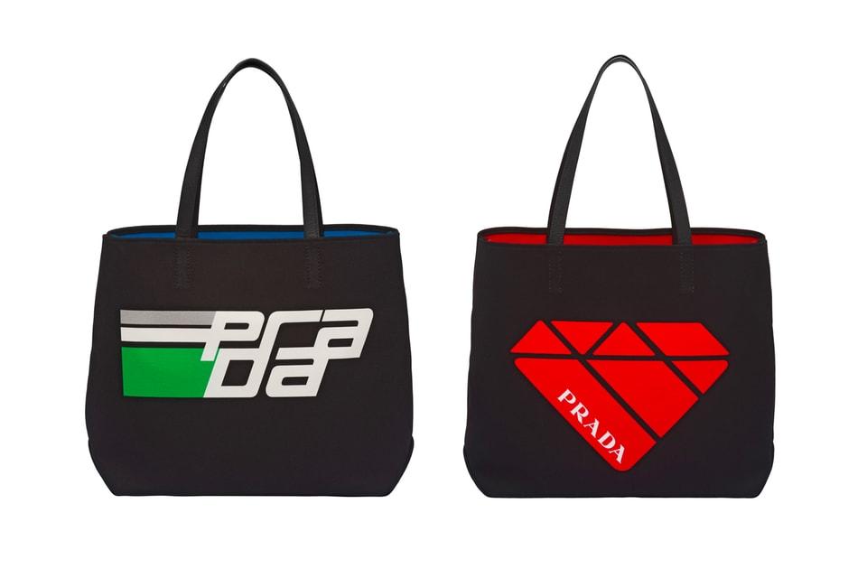 e0e814c8f111 Prada Unveils an Assortment of Printed Tote Bags | HYPEBEAST