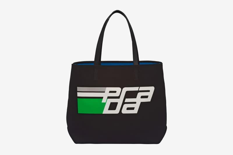 3eb39e95dff6 Prada Printed Tote Bags release info accessories black release info