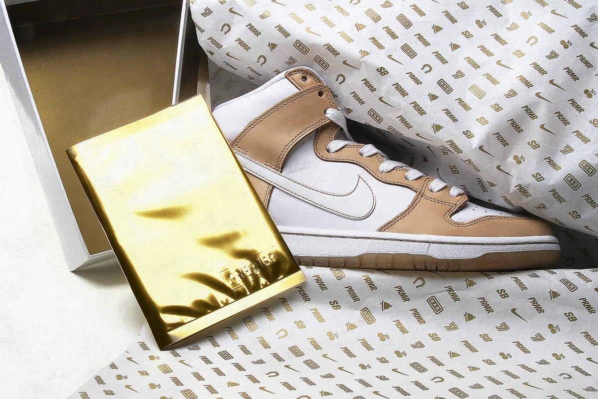 Premier x Nike SB Dunk High Premium