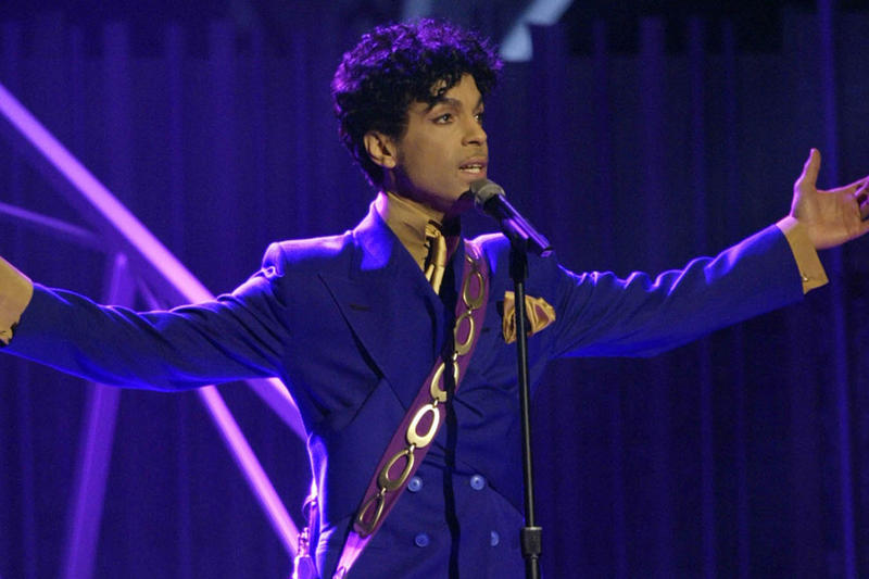 Unreleased Prince Song