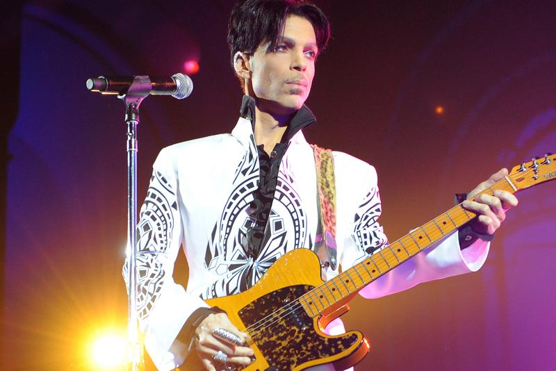 London's O2 Arena To Host New Paisley Park Prince Exhibition