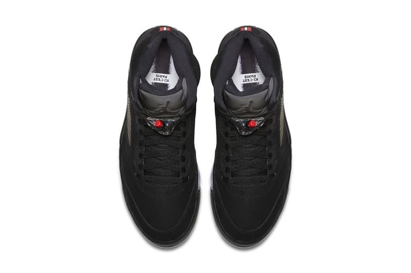 psg air jordan 5 2018 august footwear jordan brand paris saint german 895075908