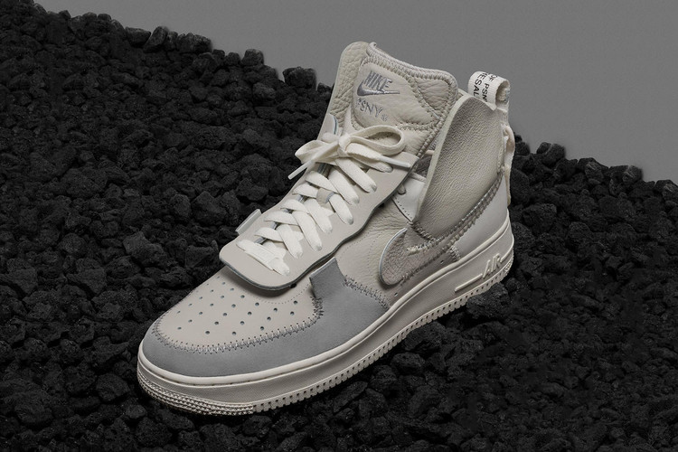 PSNY Deconstructs The Nike Air Force 1 This Fall Winter