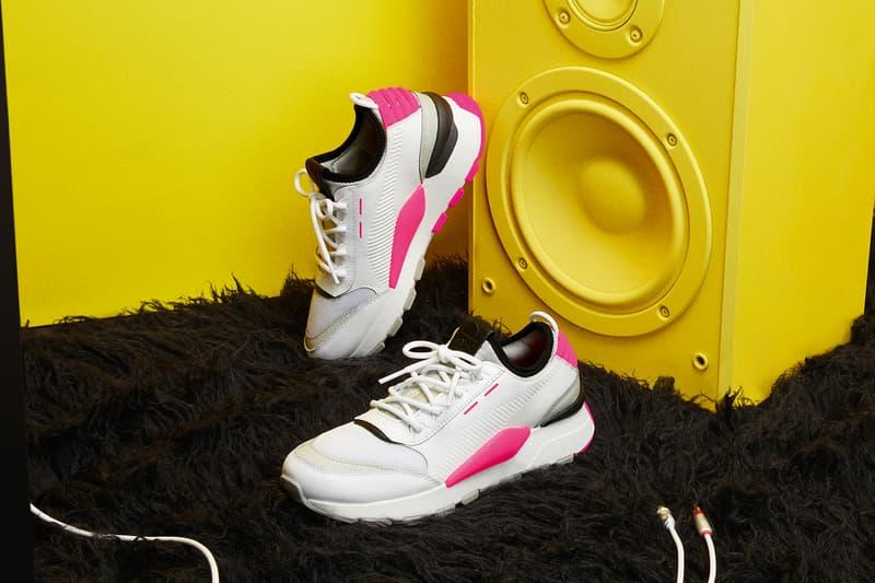 PUMA RS-0 Sound Jacob Banks Normani Silhouettes Foot Locker Fifth Harmony Lookbook