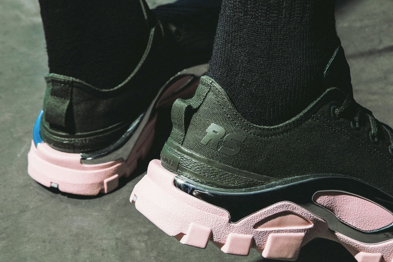 94ec9d15c48d5 On-Foot   Detailed Looks of Raf Simons s adidas RS Detroit Runners ...