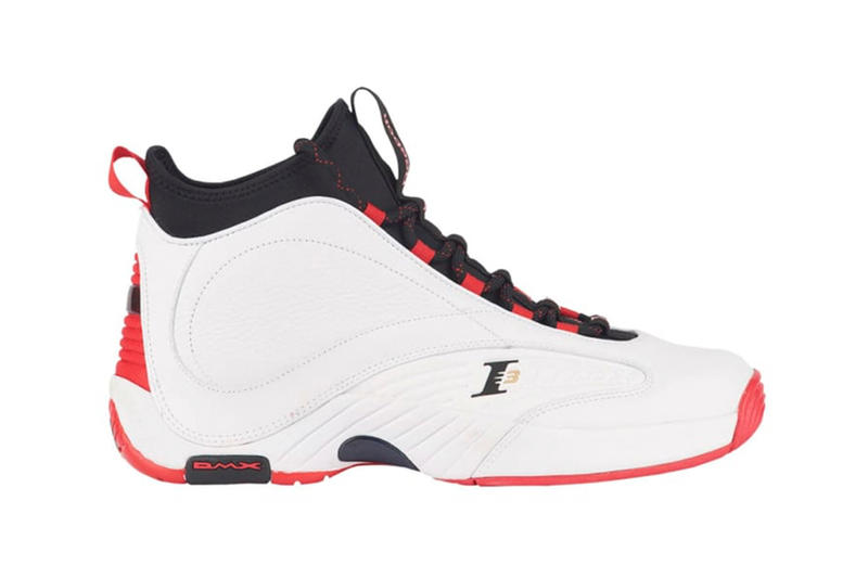 Reebok Answer 4.5 Release Black Ash Grey Primal Red Vital Blue White Black Release Hybrid I3 Legacy Collection Allen Iverson