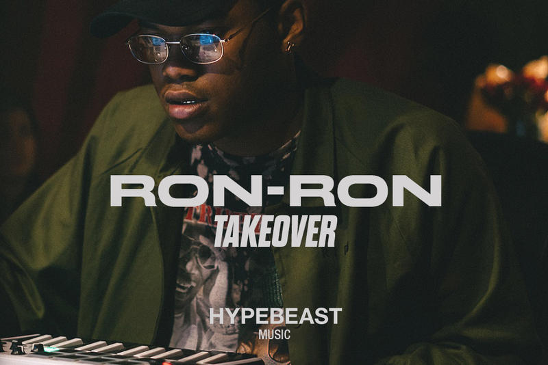 ron ron the producer interview new 2018 august hypebeast music playlist takeover drakeo ruler 03 greedo tk kimbro shoreline mafia frostydasnowmann