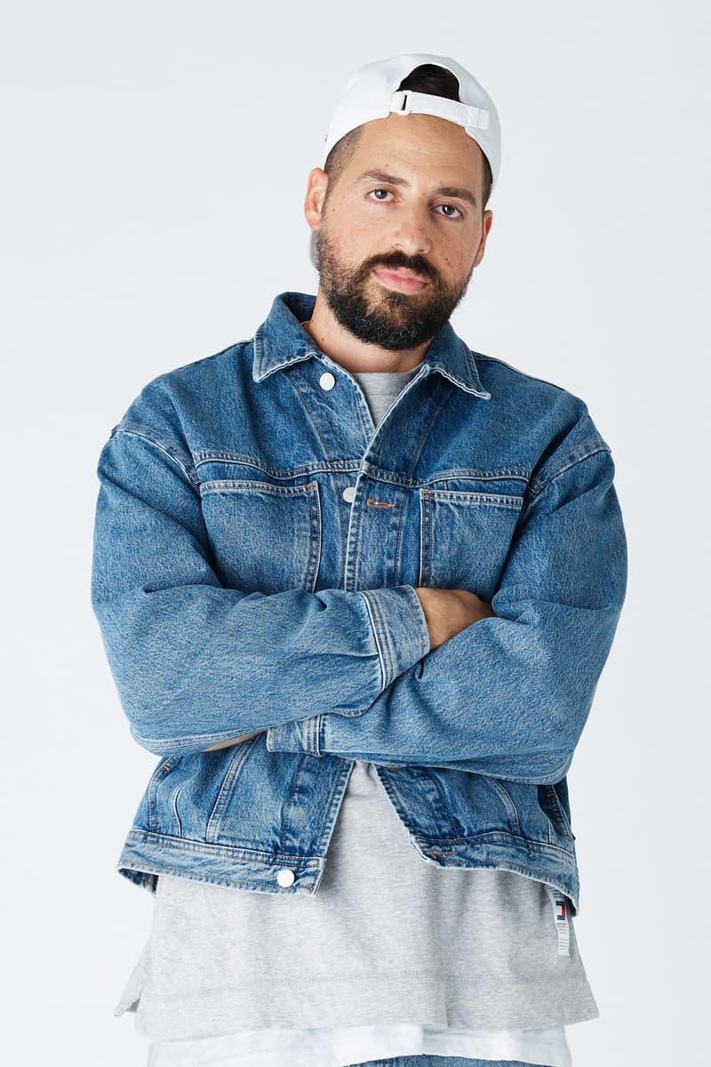 ronnie fieg kith tommy hilfiger 2018 fashion