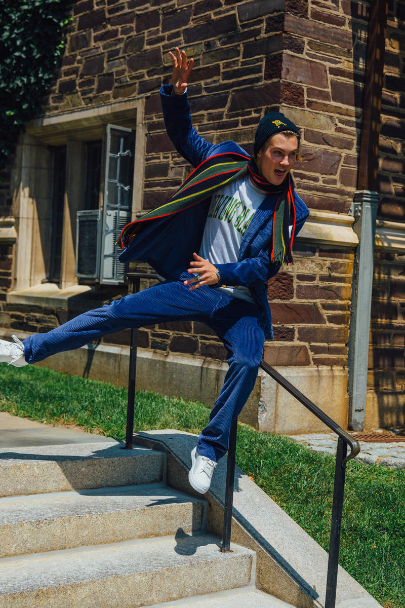 Rowing Blazers Fall/Winter 2018 collection Lookbook nyc manhattan princeton release date