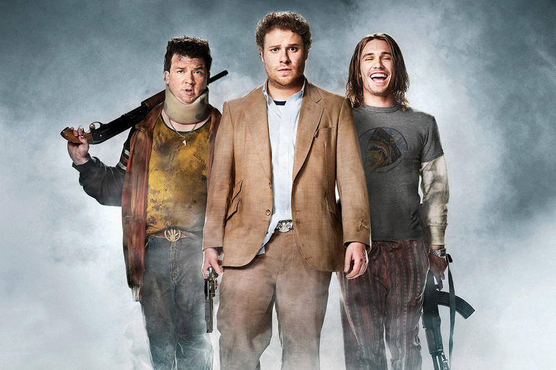 Seth Rogen James Franco Danny McBride Pineapple Express Columbia Pictures 10th Anniversary