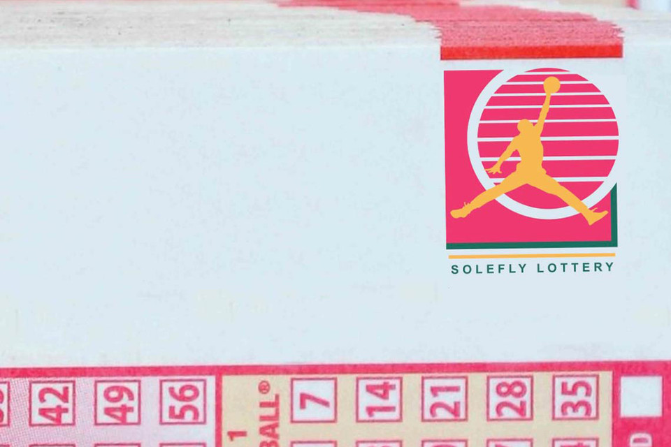 SoleFly Teases a Lottery-Themed Jordan Brand Collaboration 14213107f