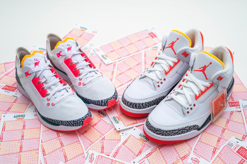 new products f097a 9450f SoleFly x Jordan Racer 88