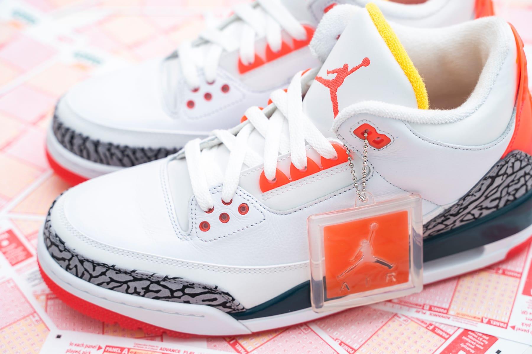Air Jordan 3 \u0026 Racer 88 \