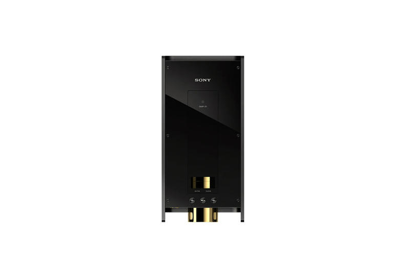 Sony DMP-Z1 Digital Music Player Signature Series gold $7,882