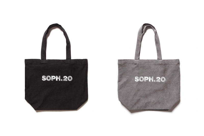 SOPH. 20th Anniversary SOPH.20 online exclusive brand outerwear shirts hats bags accessories Tom Hingston