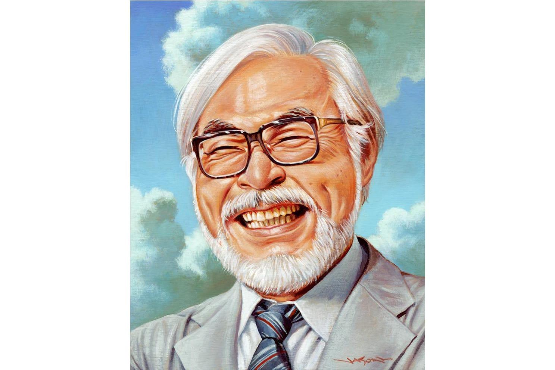Ghibli D Exhibition : Studio ghibli s hayao miyazaki spoke art tribute hypebeast