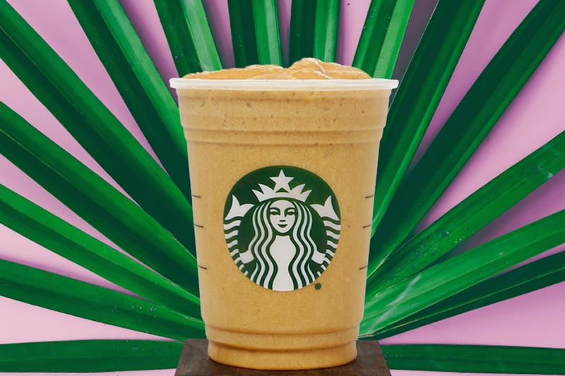 Starbucks Plant Based Protein Blended Cold Brew Launch Almond Cacao flavors Customize