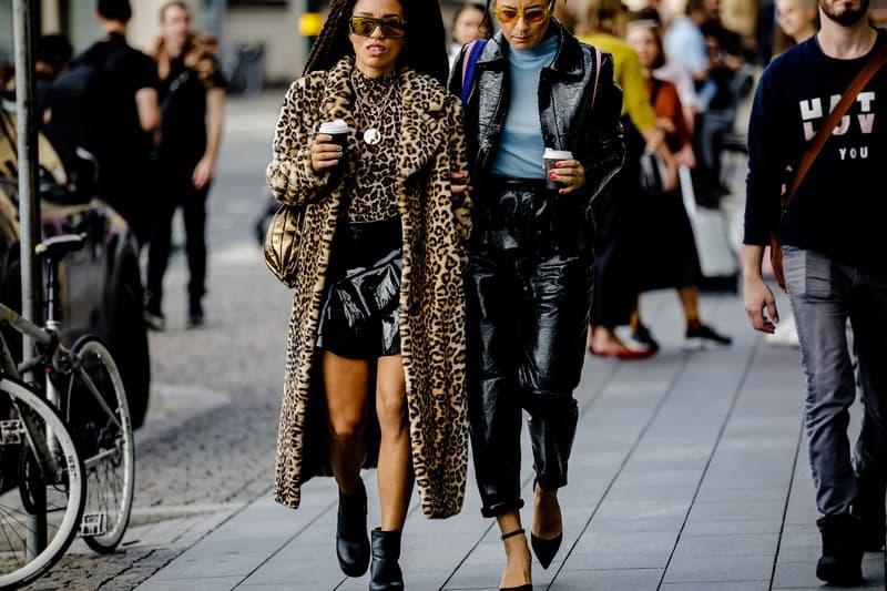 Stockholm Fashion Week SS19 Street Style | HYPEBEAST