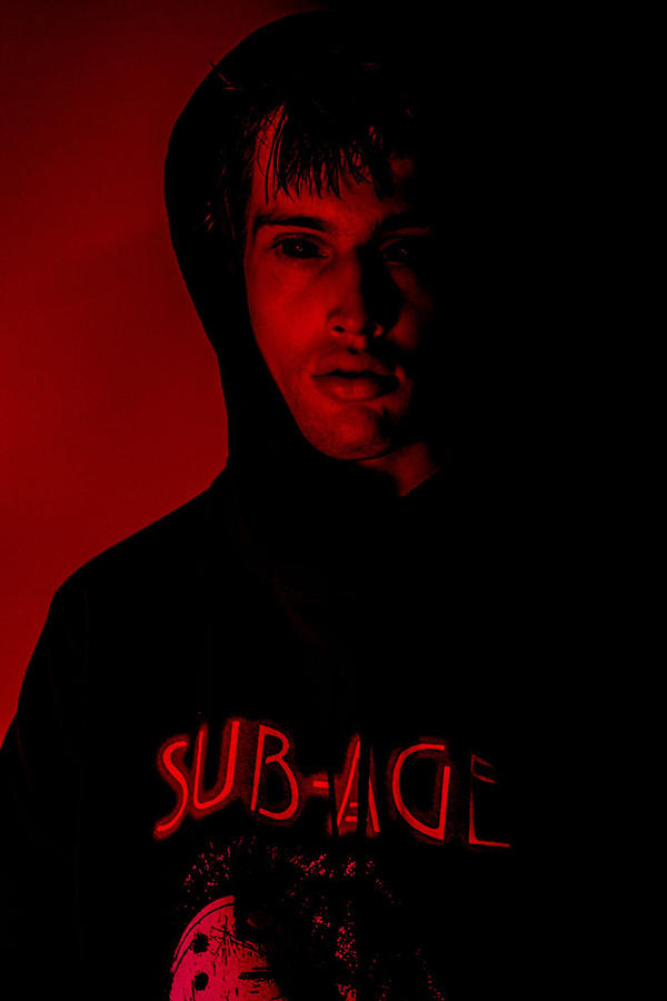 sub age fall winter 2018 lookbook collection imagery post japan punk graphic tee shirt puffer jacket vest hoodie