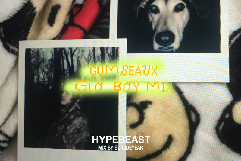 HYPEBEAST Mix Suicideyear Gumbeaux Glo Boy Mix COLOR THE WEATHER Album Leak Single Music Video EP Mixtape Download Stream Discography 2018 Live Show Performance Tour Dates Album Review Tracklist Remix