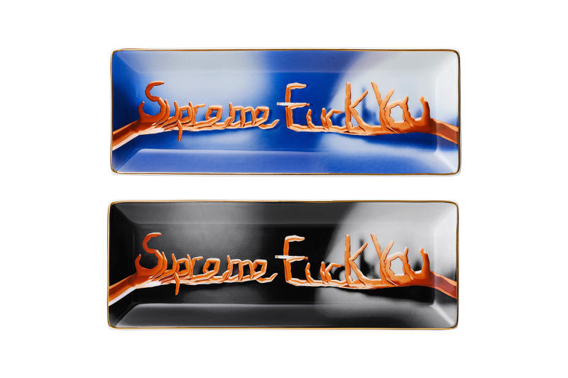 Supreme Fall/Winter 2018 Accessories