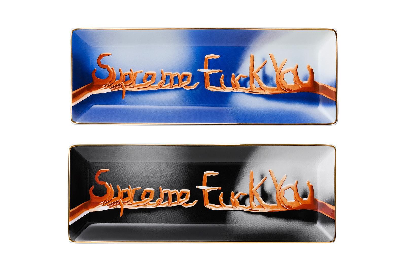 Supreme Palace advisory board crystals Mastermind Bape Pleasures Balenciaga fragment design the conveni madonna photo tee box logo taped seam jacket