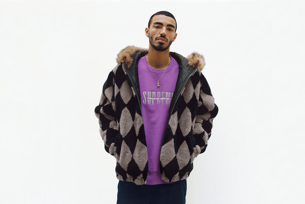 Supreme Fall/Winter 2018 Lookbook