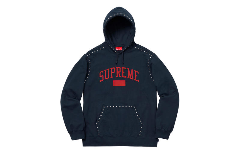 Supreme Fall/Winter 2018 Sweats