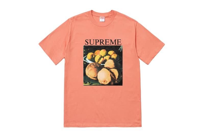 Supreme Fall/Winter 2018 Tees