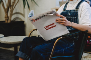 Supreme Takes Over 'The New York Post' to Launch FW18 Collection