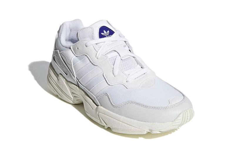 best sneakers 20acf 51d0b adidas Yung 96 First Look Cloud Crystal White