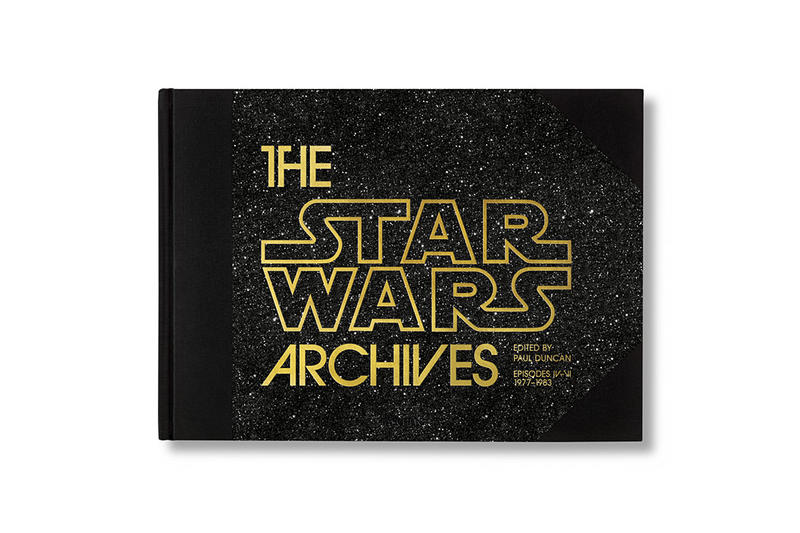 Star Wars Archives Volume 1 Release Details Date Price $190 USD Cop Purchase Buy Available Now Amazon Taschen Books Book Hardback