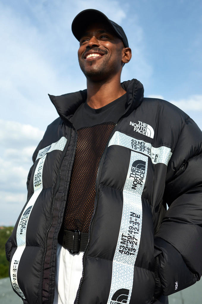 the north face pinnacle project archives nuptse jacket outwear clothing style bread and butter berlin fashion