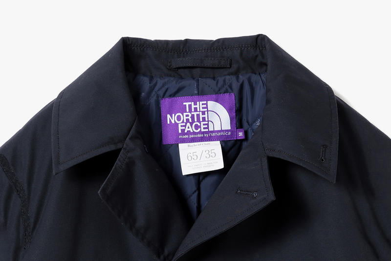 3b4a6d68d THE NORTH FACE PURPLE LABEL x BEAMS FW18 Layers | HYPEBEAST