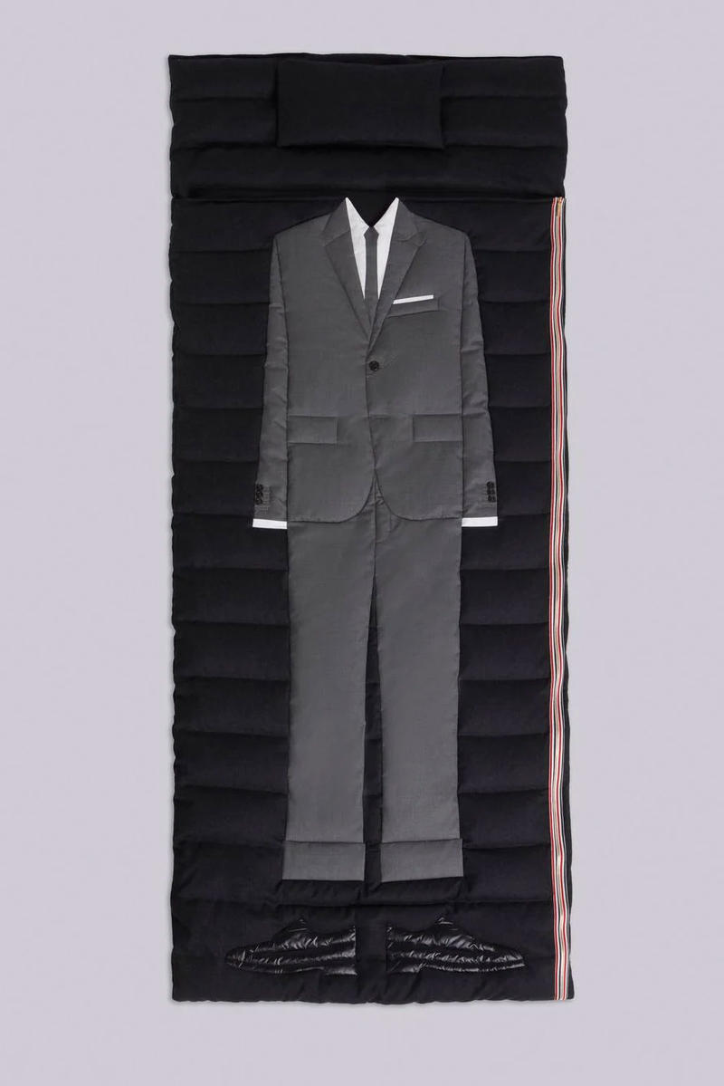 Thom Browne FW18 Runway Exclusive Sleeping Bag