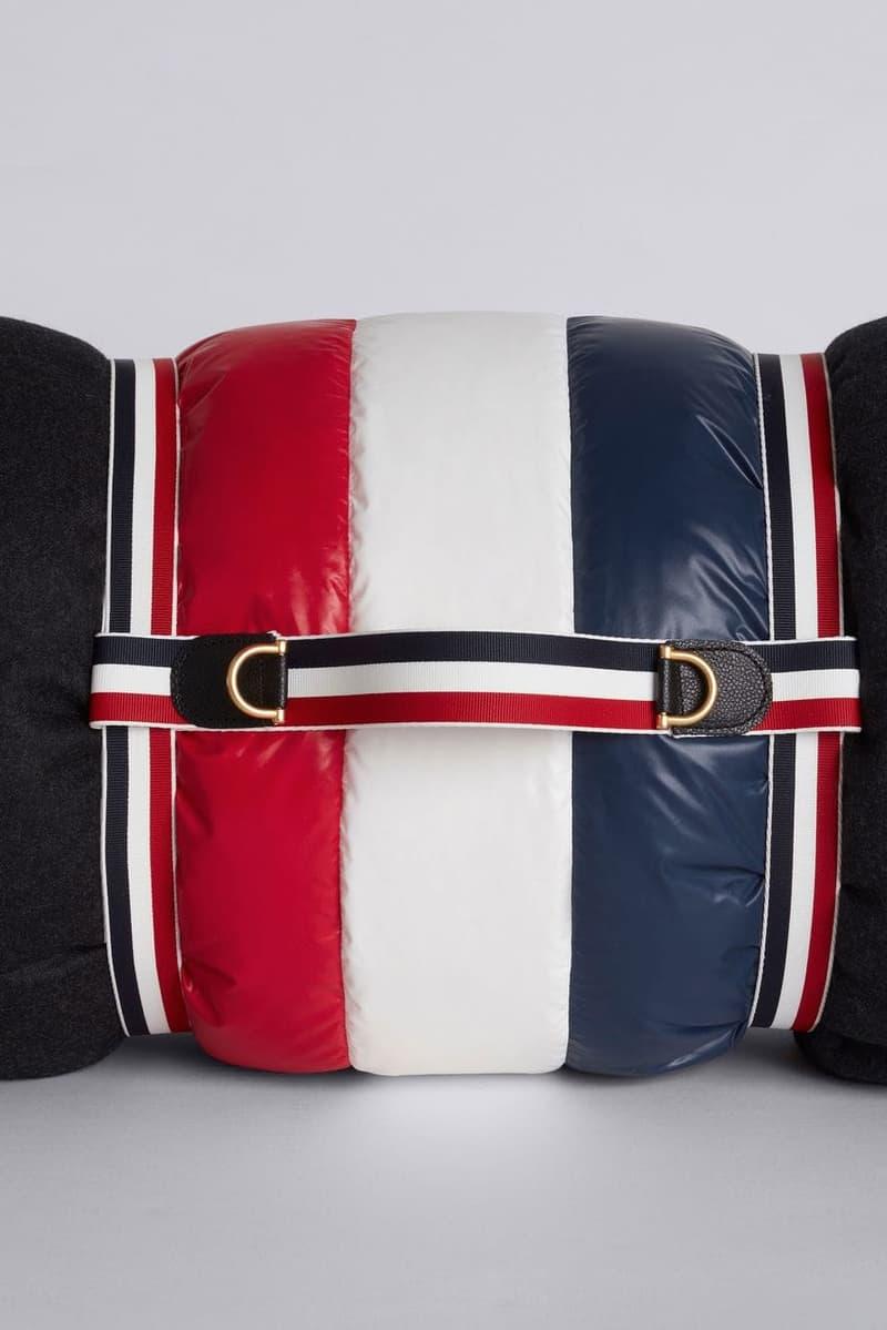 Thom Browne FW18 Runway Exclusive Sleeping Bag
